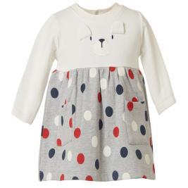 Βρεφικό Φόρεμα Energiers 14-119410-7 Μελανζέ Κορίτσι