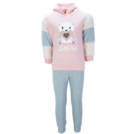 Παιδική Φόρμα-Σετ Trax 36745 Ροζ Κορίτσι