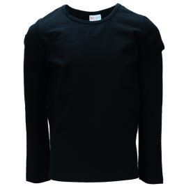 Παιδική Μπλούζα NCollege 30-9076 Μαυρό Κορίτσι