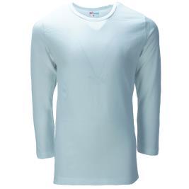 Παιδική Μπλούζα NCollege 30-990 Λευκό Κορίτσι