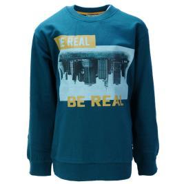 Παιδική Μπλούζα NCollege 30-9019 Πετρόλ Αγόρι