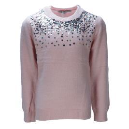 Παιδική Μπλούζα NCollege 30-354 Ροζ Κορίτσι