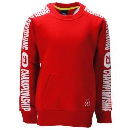 Παιδική Μπλούζα Amaretto A2910 Κόκκινο Αγόρι