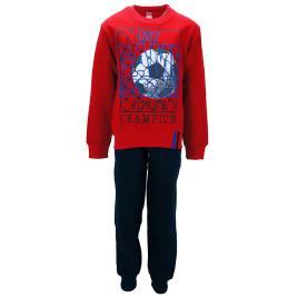 Παιδική Φόρμα-Σετ Joyce 93674 Κόκκινο Αγόρι