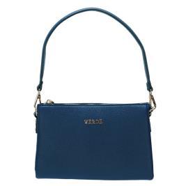 Γυναικεία Τσάντα Verde 16-0005326 Μπλε