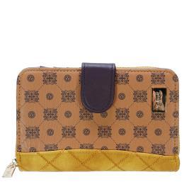 Γυναικείο Πορτοφόλι Verde 18-0000960 Μουσταρδί