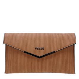 Γυναικείος Φάκελος Verde 01-0001251 Καφέ