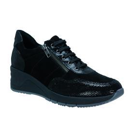 Γυναικείο Sneaker Ragazza 0210 Μαύρο
