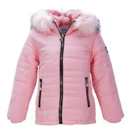 Παιδικό Πανωφόρι Joyce 80019 Ροζ Κορίτσι