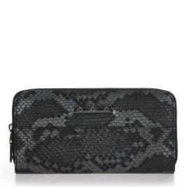 Γυναικείο Πορτοφόλι Veta 1039-1 Μαύρο Φίδι