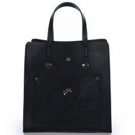 Γυναικεία Τσάντα Veta 5076-1 Μαύρο
