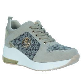 Γυναικείο Sneaker Renato Garini EX2226 Μπεζ