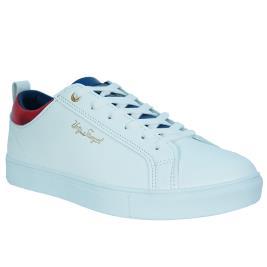 Γυναικείο Sneaker Renato Garini 19WC5007 Λευκό Μπλε