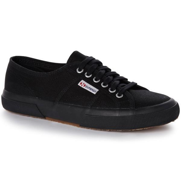 Γυναικείο Sneaker Superga 2750-Cotu Μαύρο