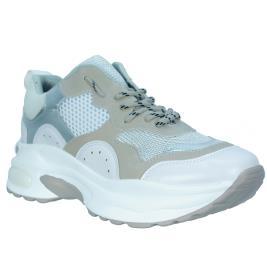 Γυναικείο Sneaker Exe 23817J1 (83235J21) Λευκό Μπεζ
