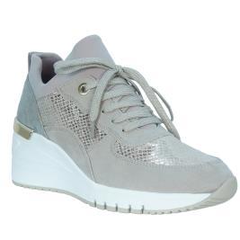 Γυναικείο Sneaker Marco Tozzi 2-2-23744-24-435 Μπεζ