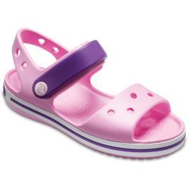 Παιδικό Πέδιλο Crocs 12856-6AI Ροζ Μωβ