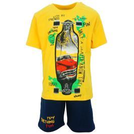 Παιδικό Σετ-Σύνολο Trax 37373 Κίτρινο Αγόρι