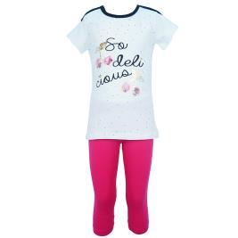 Παιδικό Σετ-Σύνολο Εβίτα 202250 Λευκό Κορίτσι