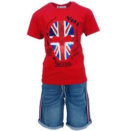 Παιδικό Σετ-Σύνολο Hashtag 202727 Κόκκινο Αγόρι