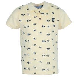 Παιδική Μπλούζα Hashtag 202830 Κίτρινο Αγόρι