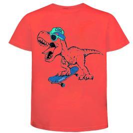 Παιδική Μπλούζα Energiers 12-220169-5 Κόκκινο Αγόρι
