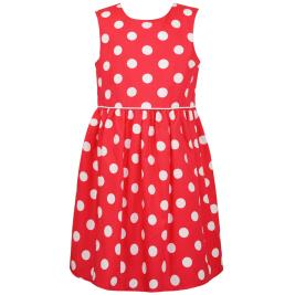 Παιδικό Φόρεμα Energiers 15-220317-7 Κερασί Κορίτσι