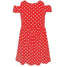 Παιδικό Φόρεμα Energiers 16-220220-7 Κόκκινο Κορίτσι