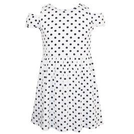 Παιδικό Φόρεμα Energiers 16-220220-7 Λευκό Κορίτσι
