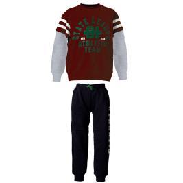 Παιδική Φόρμα-Σετ Energiers 13-119051-0 Μαύρο Αγόρι