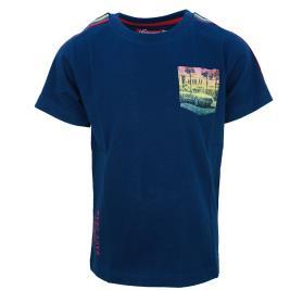 Παιδική Μπλούζα Energiers 12-220130-5 Μαρέν Αγόρι