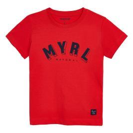 Παιδική Μπλούζα Mayoral 20-00170-047 Κόκκινο Αγόρι