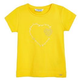 Παιδική Μπλούζα Mayoral 20-00174-089 Κίτρινο Κορίτσι