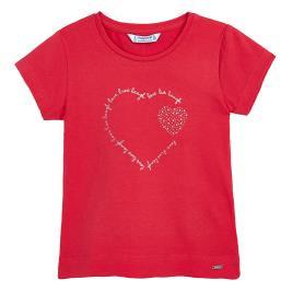 Παιδική Μπλούζα Mayoral 20-00174-091 Κοραλί Κορίτσι