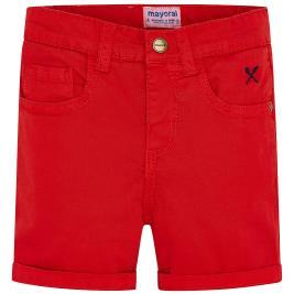 Παιδική Βερμούδα Mayoral 20-00204-065 Κόκκινο Αγόρι