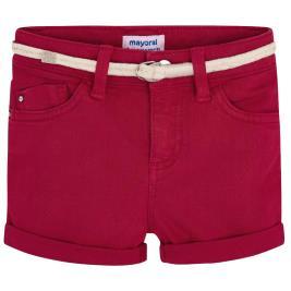 Παιδικό Σορτς Mayoral 20-00234-016 Κόκκινο Κορίτσι