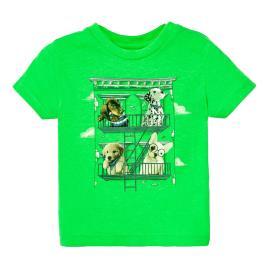 Βρεφική Μπλούζα Mayoral 20-01044-038 Πράσινο Αγόρι