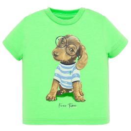Βρεφική Μπλούζα Mayoral 20-01046-022 Πράσινο Αγόρι