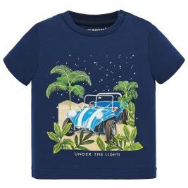 Βρεφική Μπλούζα Mayoral 20-01049-042 Μπλε Αγόρι