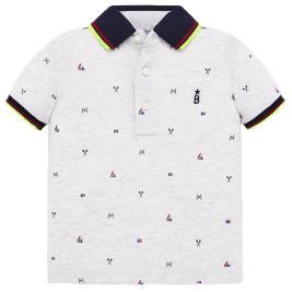 Παιδική Μπλούζα Mayoral 20-01153-096 Γκρι Αγόρι