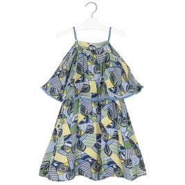 Παιδικό Φόρεμα Mayoral 20-06978-010 Εμπριμέ Κορίτσι