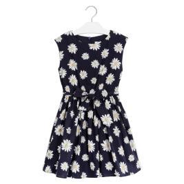 Παιδικό Φόρεμα Mayoral 20-06965-034 Μπλε Κορίτσι