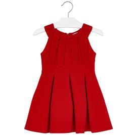 Παιδικό Φόρεμα Mayoral 20-03942-070 Κόκκινο Κορίτσι