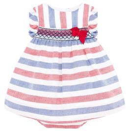 Βρεφικό Φόρεμα Mayoral 20-01879-039 Κόκκινο Κορίτσι