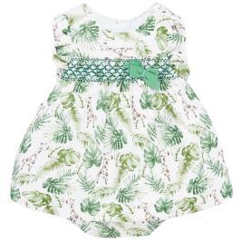 Βρεφικό Φόρεμα Mayoral 20-01879-041 Πράσινο Κορίτσι