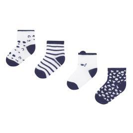 Βρεφικές Κάλτσες Σετ Mayoral 20-09240-015 Μπλε Αγόρι