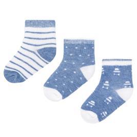 Βρεφικές Κάλτσες Σετ Mayoral 20-09243-033 Θαλασσί Αγόρι