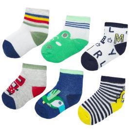 Βρεφικές Κάλτσες Σετ Mayoral 20-09244-038 Πράσινο Αγόρι