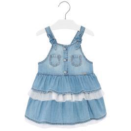 Βρεφικό Φόρεμα Mayoral 20-01903-005 Denim Κορίτσι