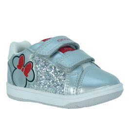 Παιδικό Sneaker Geox B021HA 0NFEW C1010.A Ασημί
